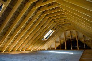 Renovated Attic Improves Home Comfort