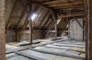 attic restoration, attic cleaning company