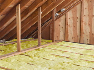 attic insulation replacement, attic insulation removal