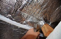Bay Area Radiant Barrier Insulation, Insulation Installation