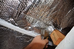 Bay Area Radiant Barrier Insulation, Insulation Installation