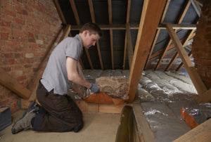 Bay Area attic insulation removal