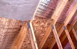 Radiant Barrier Attic Installation Element Home Solutions